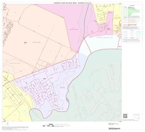 Primary view of object titled '2000 Census County Block Map: Harris County, Block 204'.