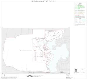 Primary view of object titled '2000 Census County Block Map: Van Zandt County, Inset H01'.