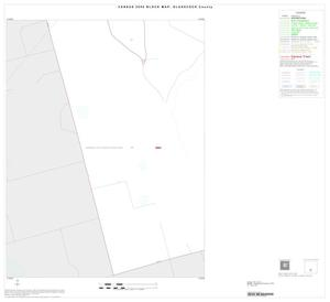 Primary view of object titled '2000 Census County Block Map: Glasscock County, Inset A05'.