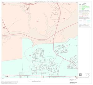 Primary view of object titled '2000 Census County Block Map: Harris County, Block 52'.