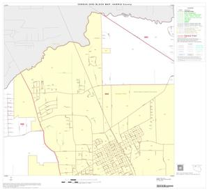 Primary view of object titled '2000 Census County Block Map: Harris County, Block 13'.