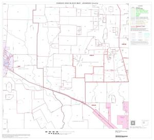 Primary view of object titled '2000 Census County Block Map: Johnson County, Block 7'.