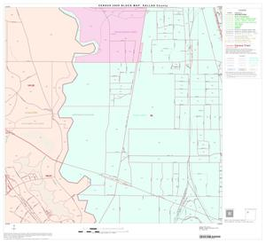Primary view of object titled '2000 Census County Block Map: Dallas County, Block 23'.