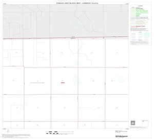 Primary view of object titled '2000 Census County Block Map: Lubbock County, Block 2'.
