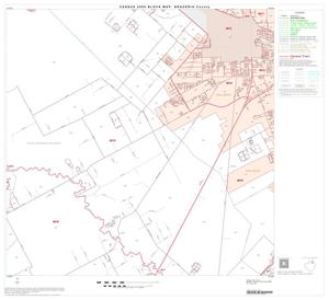 Primary view of object titled '2000 Census County Block Map: Brazoria County, Block 11'.