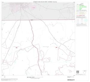 Primary view of object titled '2000 Census County Block Map: Burnet County, Block 3'.