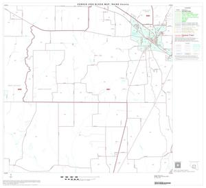 Primary view of object titled '2000 Census County Block Map: Rains County, Block 5'.