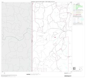Primary view of object titled '2000 Census County Block Map: San Saba County, Block 7'.