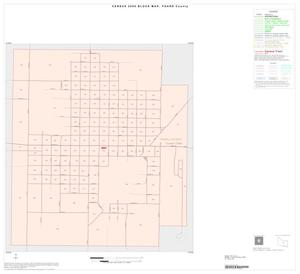 Primary view of object titled '2000 Census County Block Map: Foard County, Inset A01'.