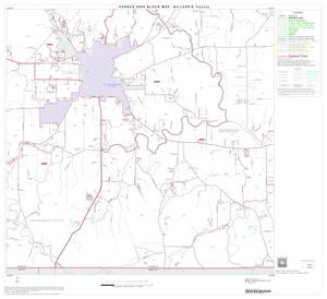 Primary view of object titled '2000 Census County Block Map: Gillespie County, Block 7'.