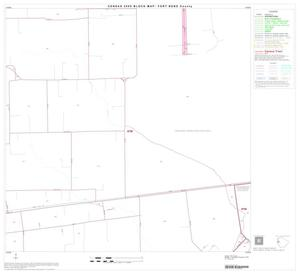 Primary view of object titled '2000 Census County Block Map: Fort Bend County, Block 24'.