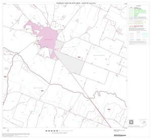 Primary view of object titled '2000 Census County Block Map: Austin County, Block 7'.
