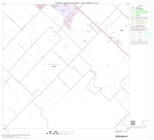 Primary view of object titled '2000 Census County Block Map: Fort Bend County, Block 52'.