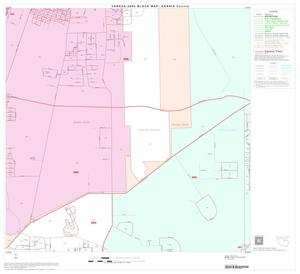 Primary view of object titled '2000 Census County Block Map: Harris County, Block 68'.