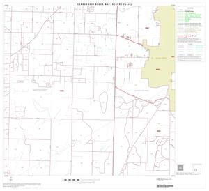 Primary view of object titled '2000 Census County Block Map: Scurry County, Block 10'.
