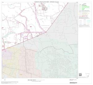 Primary view of object titled '2000 Census County Block Map: Upshur County, Block 11'.