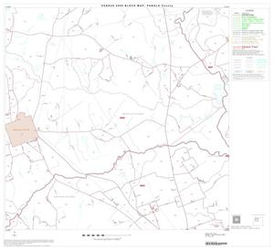 Primary view of object titled '2000 Census County Block Map: Panola County, Block 6'.