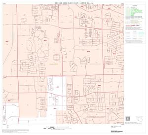 Primary view of object titled '2000 Census County Block Map: Harris County, Block 148'.