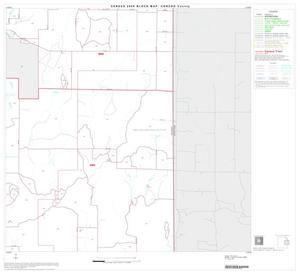 Primary view of object titled '2000 Census County Block Map: Concho County, Block 6'.