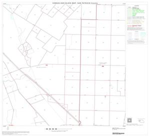 Primary view of object titled '2000 Census County Block Map: San Patricio County, Block 7'.