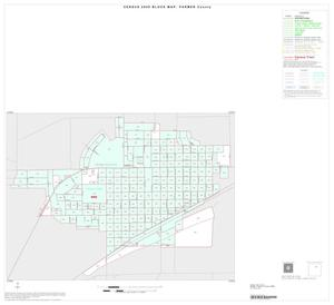 Primary view of object titled '2000 Census County Block Map: Parmer County, Inset B01'.
