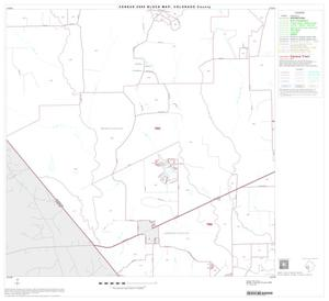 Primary view of object titled '2000 Census County Block Map: Colorado County, Block 13'.