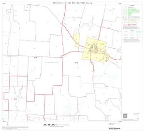 Primary view of object titled '2000 Census County Block Map: Grayson County, Block 30'.