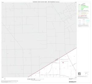 Primary view of object titled '2000 Census County Block Map: Matagorda County, Block 3'.