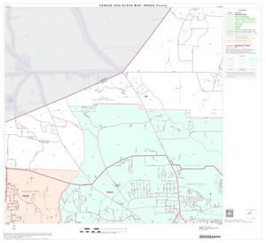 Primary view of object titled '2000 Census County Block Map: Gregg County, Block 6'.