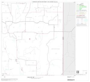 Primary view of object titled '2000 Census County Block Map: Callahan County, Block 12'.