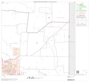 Primary view of object titled '2000 Census County Block Map: Collin County, Block 27'.