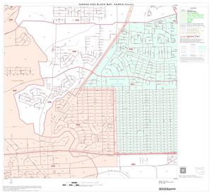 Primary view of object titled '2000 Census County Block Map: Harris County, Block 139'.