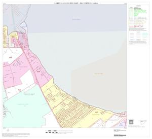 Primary view of object titled '2000 Census County Block Map: Galveston County, Block 6'.