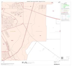 Primary view of object titled '2000 Census County Block Map: Bexar County, Block 73'.