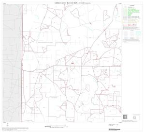 Primary view of object titled '2000 Census County Block Map: Irion County, Block 4'.