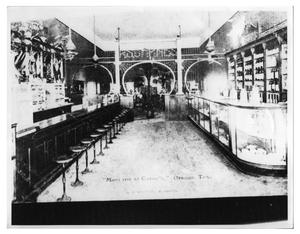 Primary view of object titled '[Carnes Store]'.
