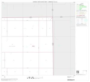 Primary view of object titled '2000 Census County Block Map: Lubbock County, Block 7'.