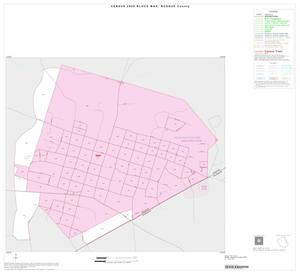 Primary view of object titled '2000 Census County Block Map: Bosque County, Inset J01'.