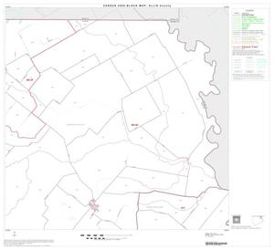 Primary view of object titled '2000 Census County Block Map: Ellis County, Block 5'.