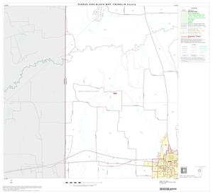 Primary view of object titled '2000 Census County Block Map: Franklin County, Block 3'.