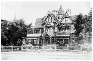 Primary view of object titled '[Dr. E.W. Brown House]'.