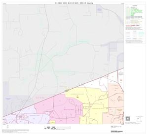 Primary view of object titled '2000 Census County Block Map: Gregg County, Block 5'.