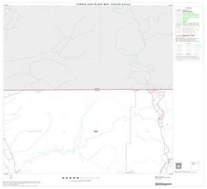 Primary view of object titled '2000 Census County Block Map: Uvalde County, Block 2'.