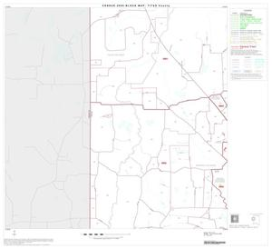 Primary view of object titled '2000 Census County Block Map: Titus County, Block 4'.