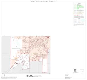 Primary view of object titled '2000 Census County Block Map: Deaf Smith County, Inset A04'.