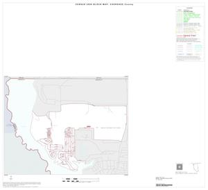 Primary view of object titled '2000 Census County Block Map: Cherokee County, Inset A01'.