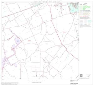 Primary view of object titled '2000 Census County Block Map: Guadalupe County, Block 16'.