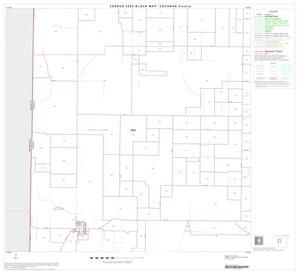 Primary view of object titled '2000 Census County Block Map: Cochran County, Block 4'.