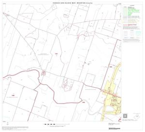 Primary view of object titled '2000 Census County Block Map: Wharton County, Block 10'.