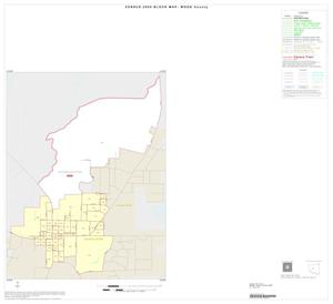 Primary view of object titled '2000 Census County Block Map: Wood County, Inset B01'.